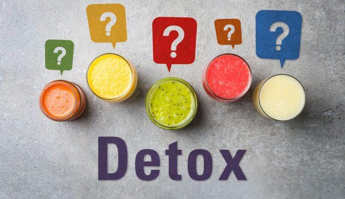 detox scientific evidence