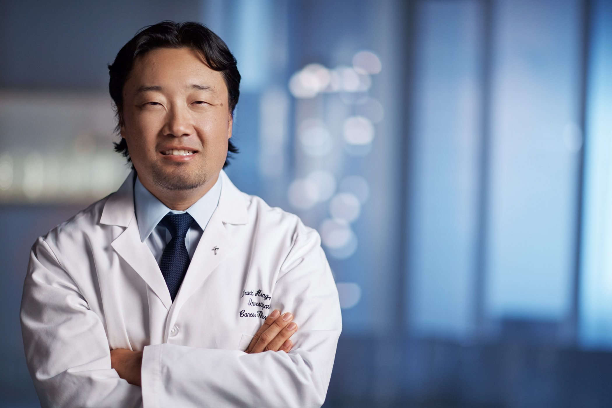 Cancerwise blog post: David Hong, M.D., discusses Phase I clinical trials