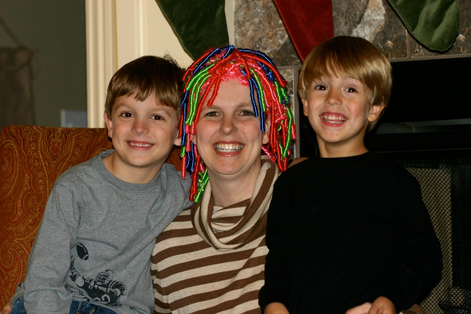 Cancerwise blog post: Marissa Henley and her sons