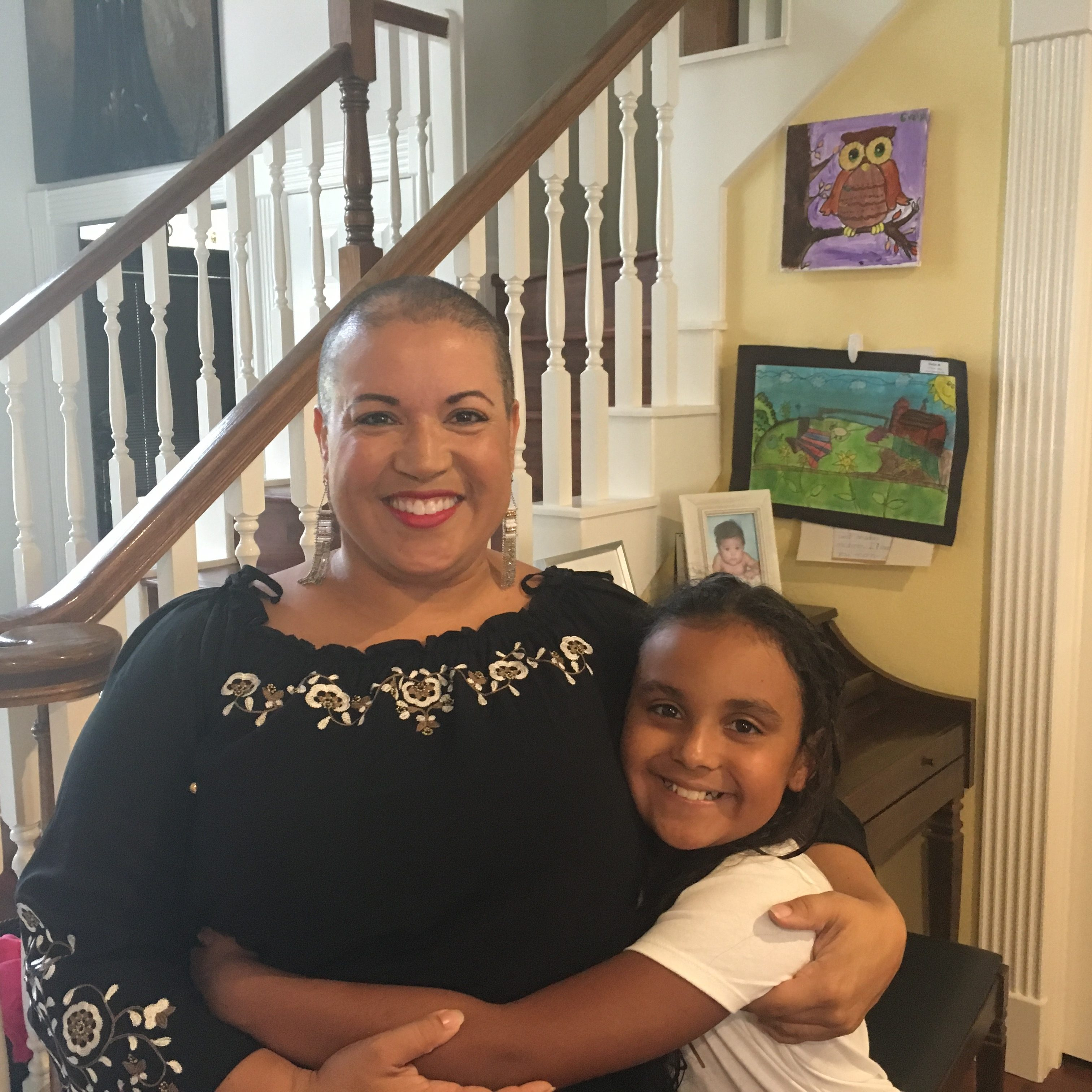 Cancerwise blog post: Breast cancer survivor helps daughter cope with new of her diagnosis and treatment