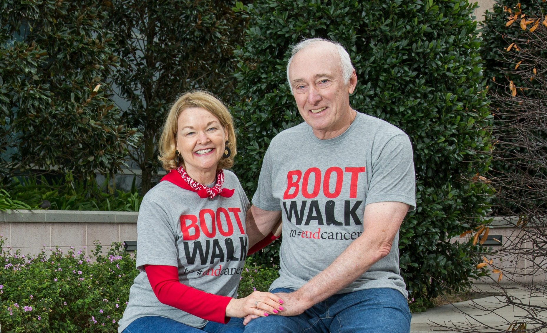 Cancerwise blog post: Dorothy and Malcolm Paterson serve as co-chairs for the 2016 Boot Walk