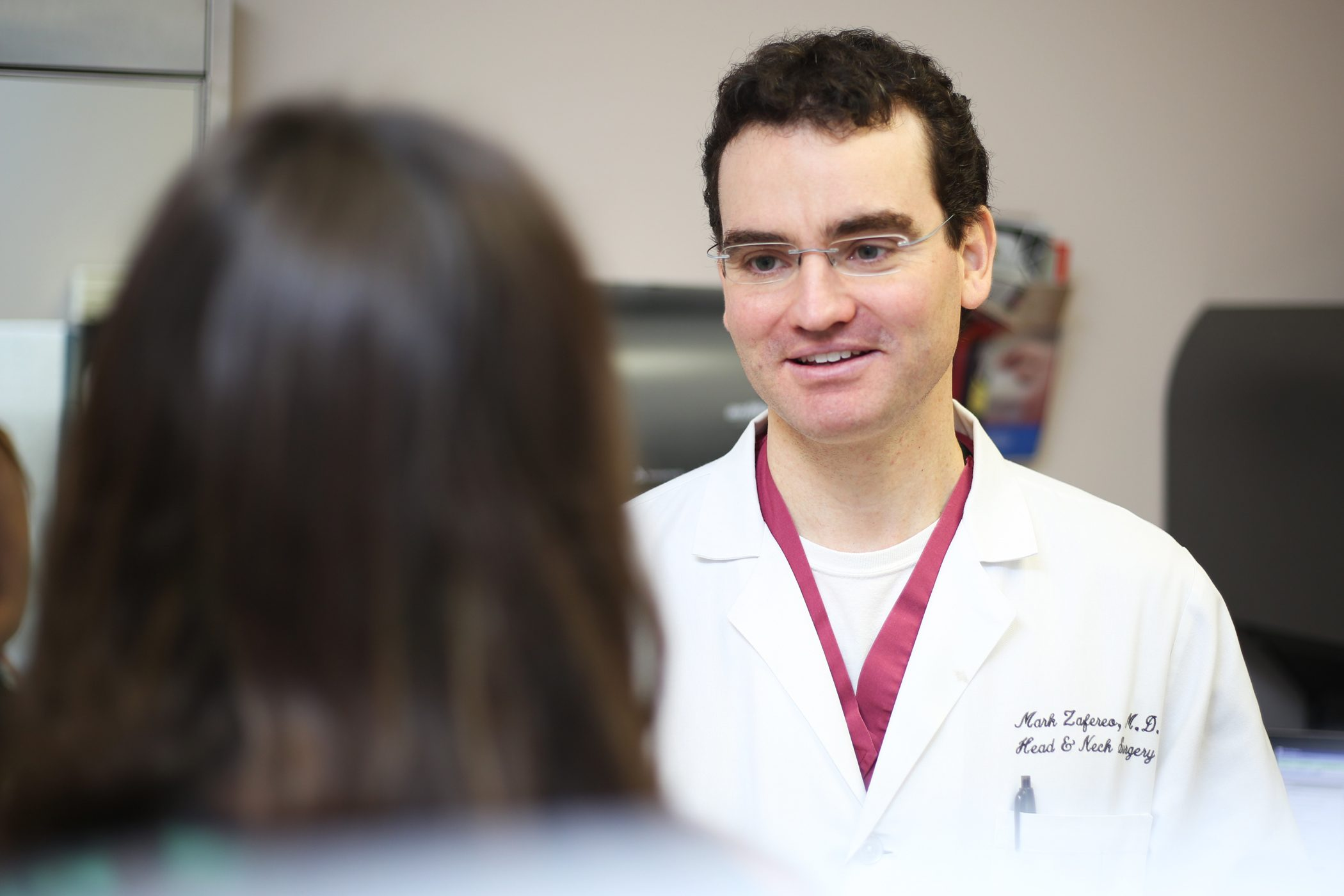 Cancerwise blog post: Mark Zafereo, M.D., discusses thyroid nodules and thyroid cancer surgery