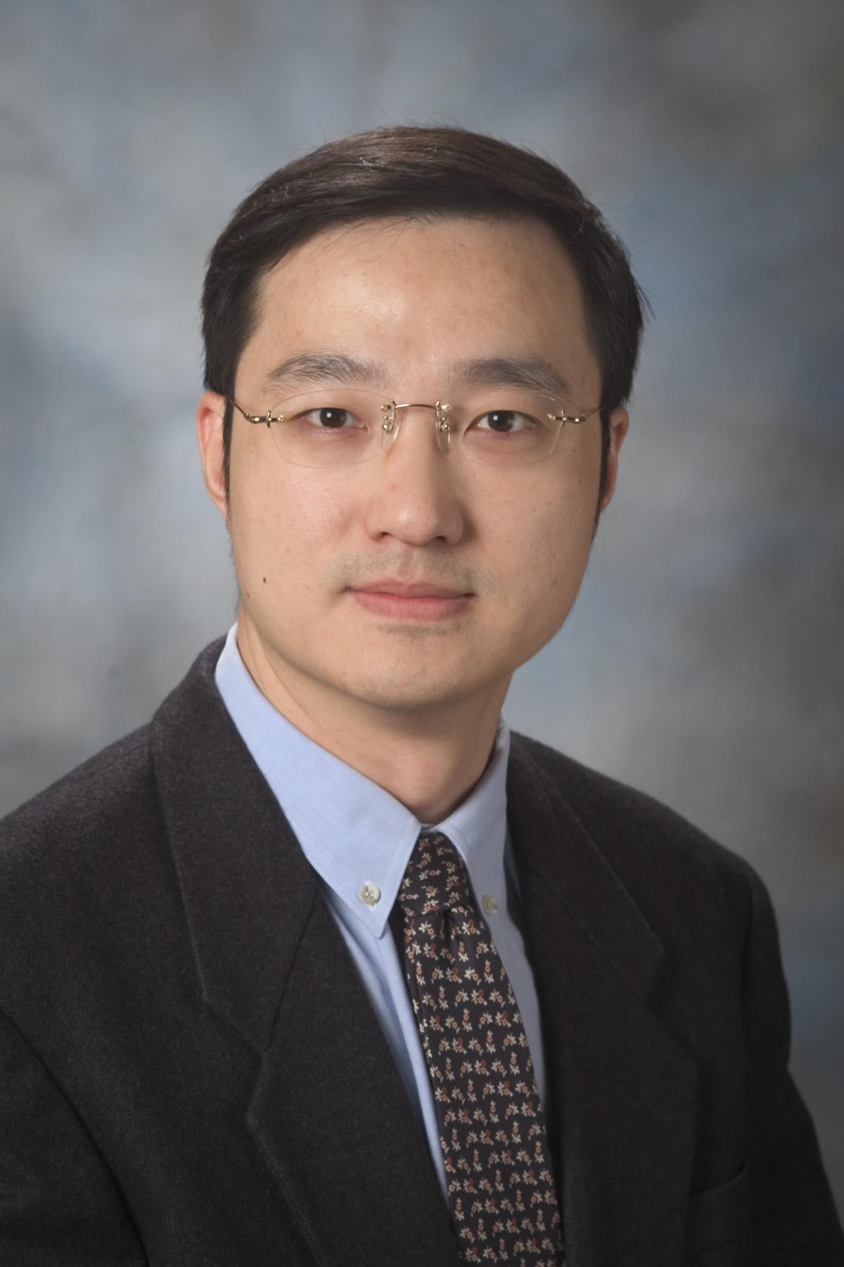 Zhimin Lu, M.D., Ph.D.