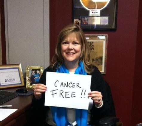 Vulvar cancer patient Jami Mayberry shares her story.