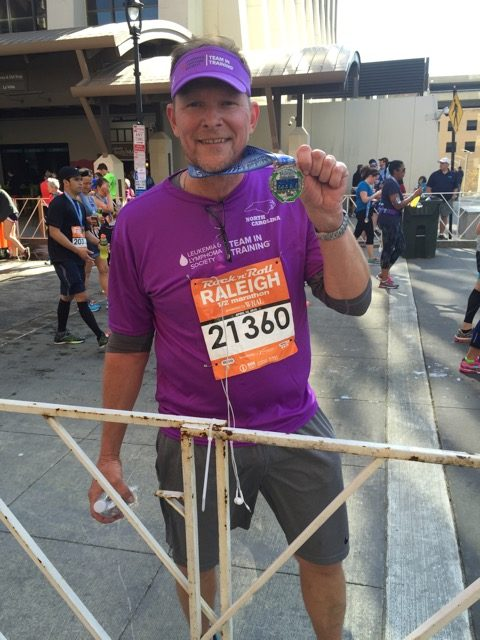 B-cell lymphoma and chronic lymphocytic leukemia (CLL) survivor Dan Rooker shares his story.