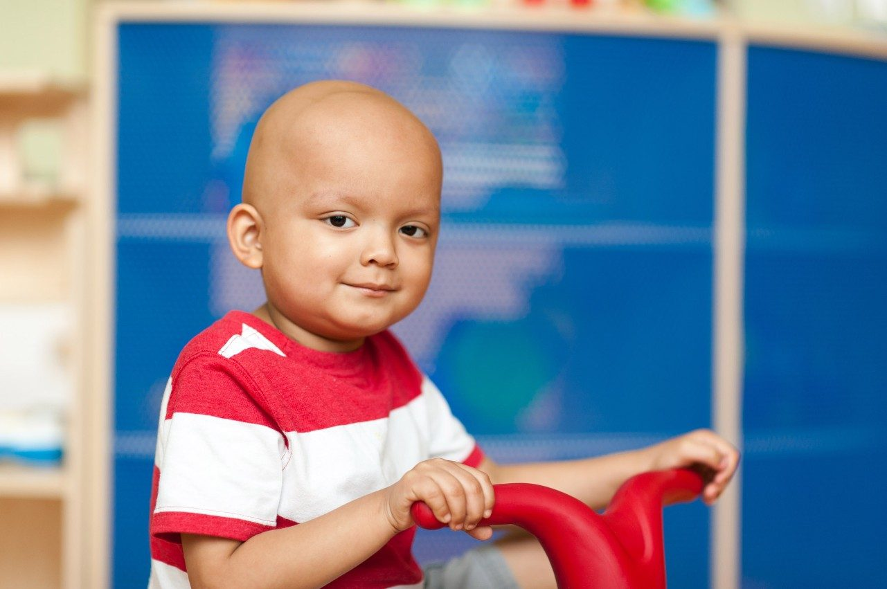 Read about acute lymphoblastic leukemia patient Caleb Sanchez, who is the face of the 2015 Stripes Celebrates Tomorrows campaign.