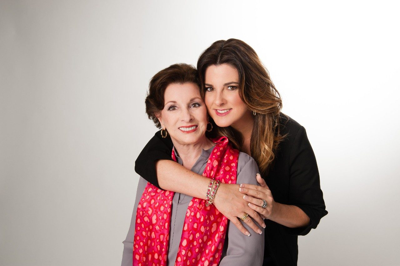 Fashion and accessories designer Elaine Turner shares her mom's breast cancer story.