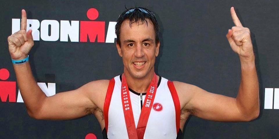 Kidney cancer survivor Chris Smith shares how he motivated himself to compete in the IRONMAN triathlon after cancer.