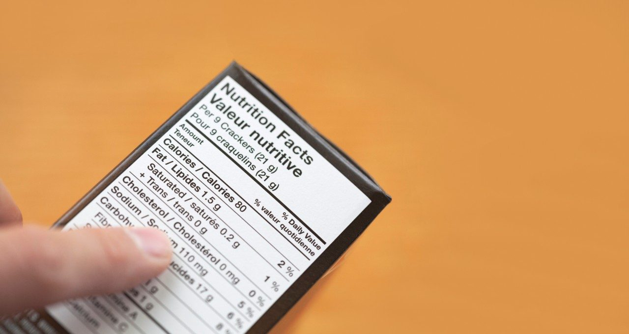 Cancerwise blog post: Cut sugar with Nutrition Facts label changes
