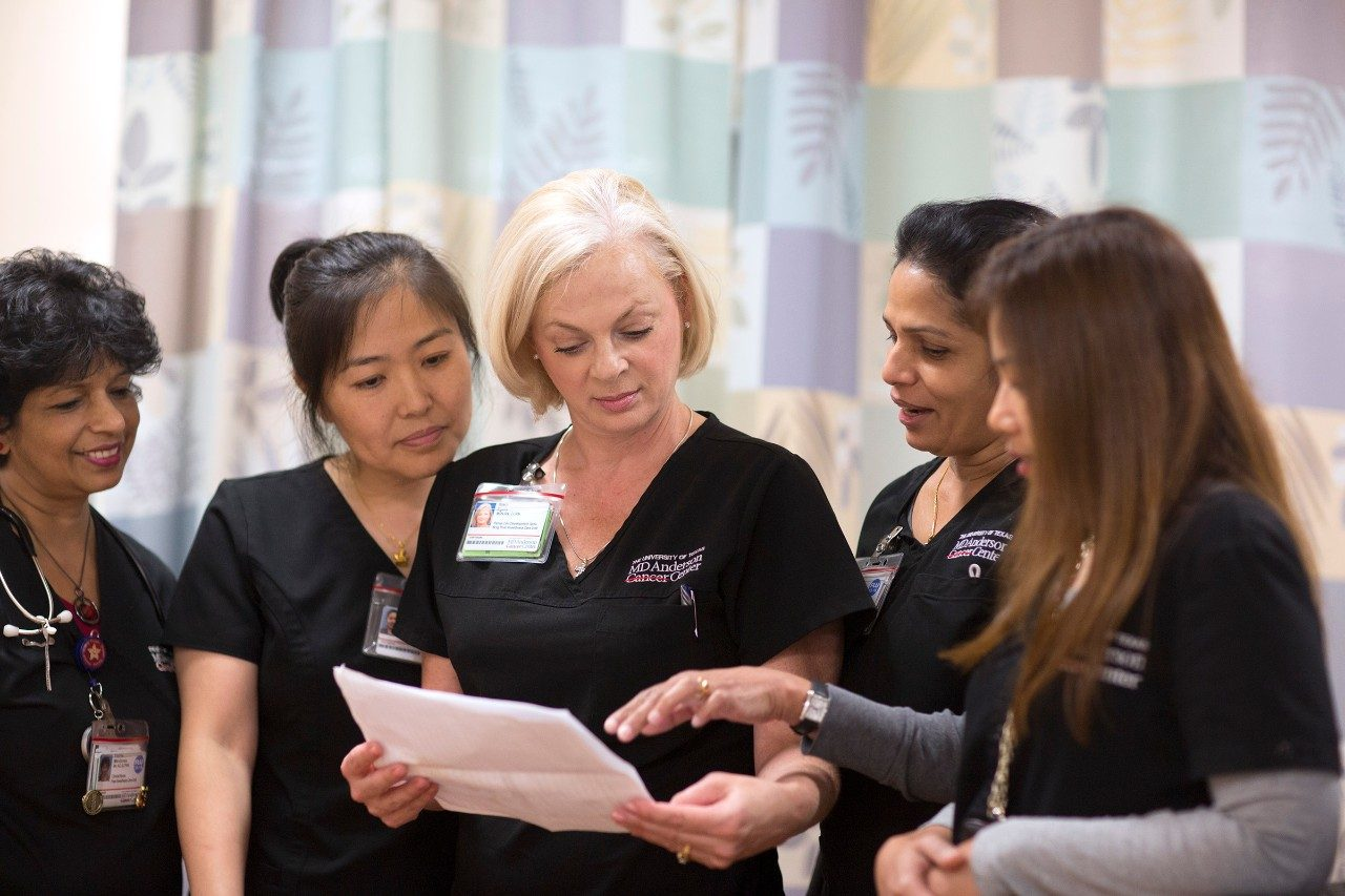 Cancerwise: MD Anderson nurses discussing nursing research
