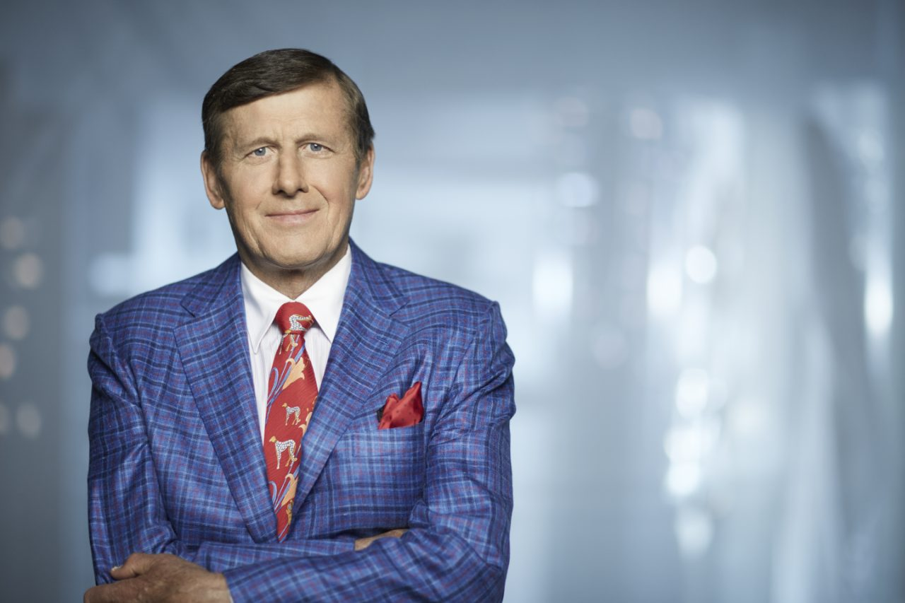 Cancerwise blog post: Craig Sager shares his AML diagnosis story