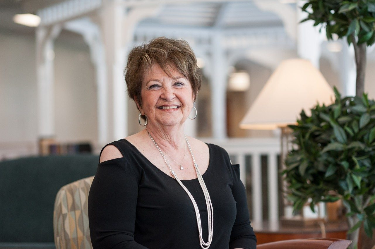 Cancerwise blog post: Dolores B. Landry came to MD Anderson for an autologous stem cell transplant for double-hit lymphoma, a rare and aggressive type of B-cell non-Hodgkin's lymphoma.
