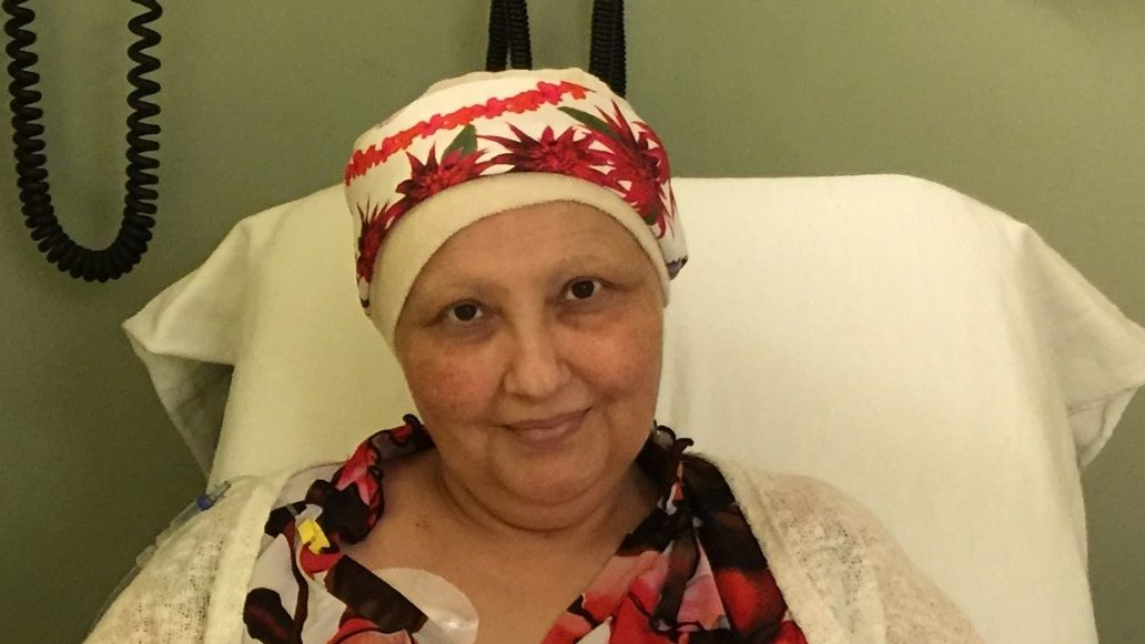 Cancerwise blog post: triple-negative breast cancer survivor Hashmat Effendi enrolled in a clinical trial at the end of her breast cancer treatment at MD Anderson.
