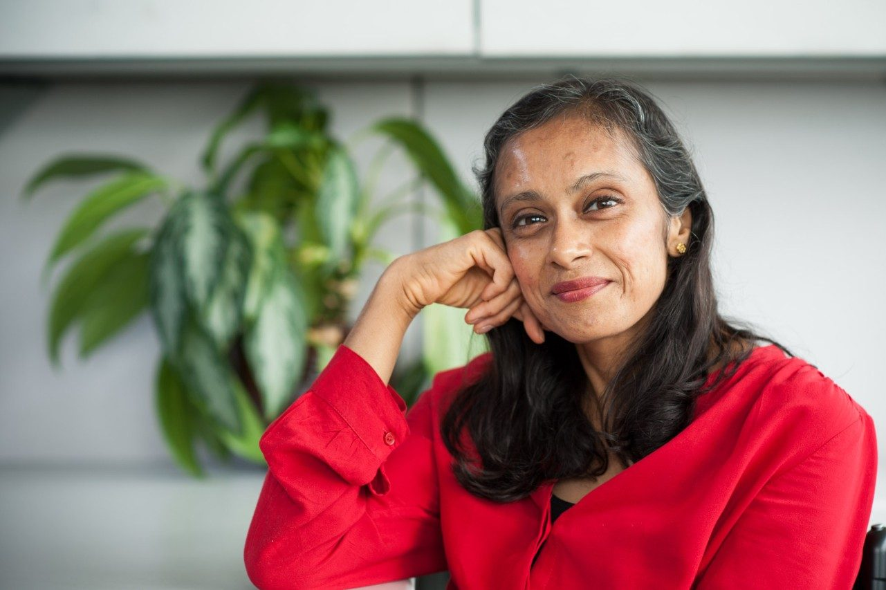 Cancerwise blog post: Chitra Viswanathan, M.D., discusses the tips that helped her cope with side effects during her breast cancer treatment