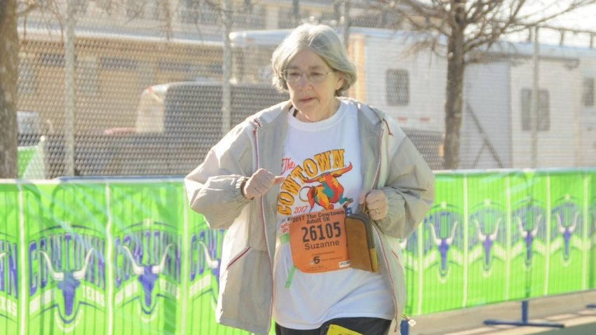 Cancerwise blog post: Glioblastoma survivor returns to running after brain tumor surgery
