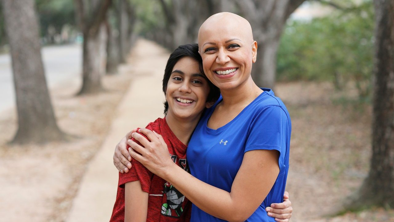 Cancerwise blog post: Cancer survivors inspire employee of Cancer Prevention Center to embrace side effects of alopecia