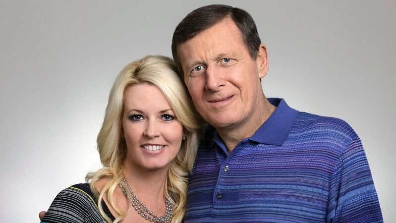 Stacy and Craig Sager