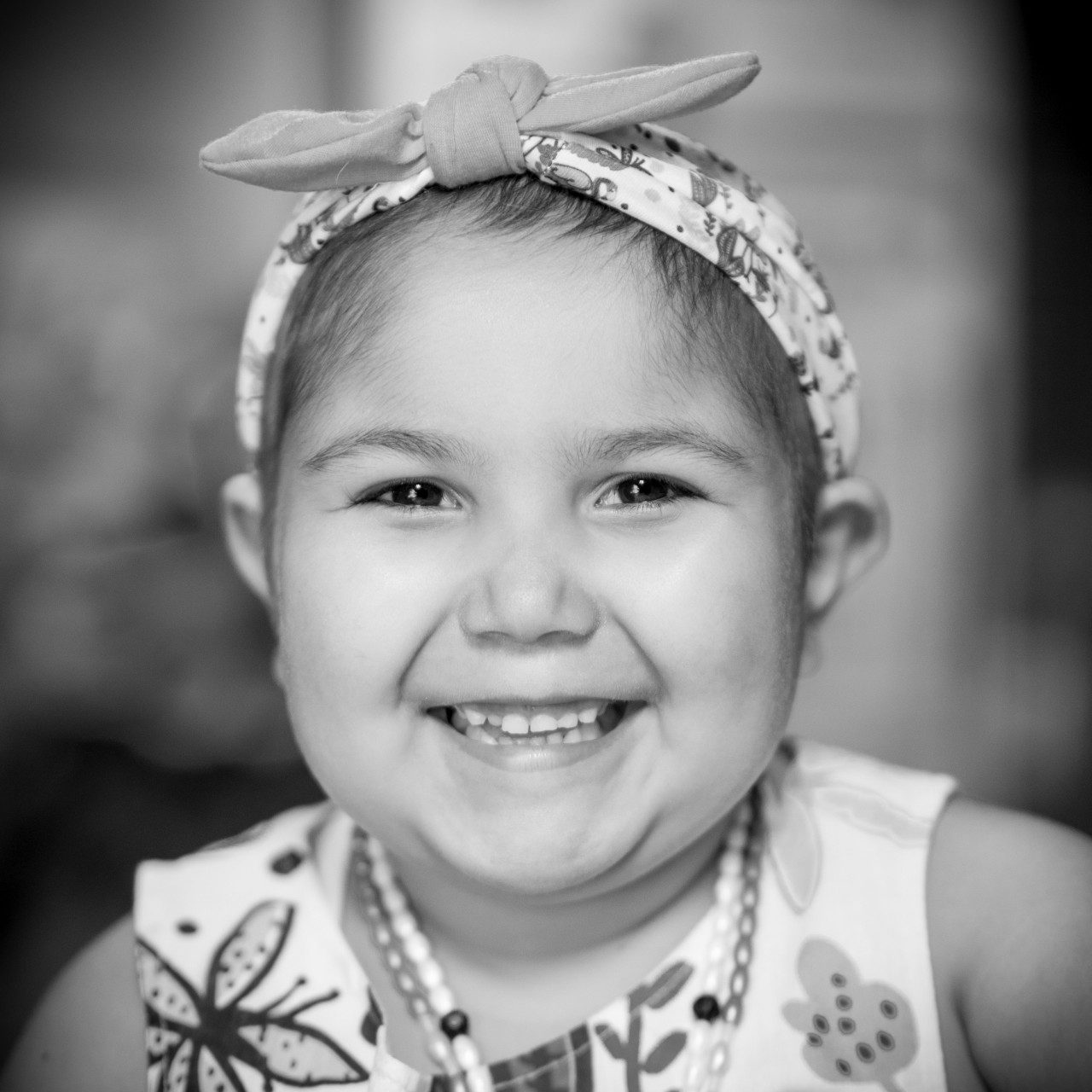 Kloe Ponce, childhood brain tumor survivor