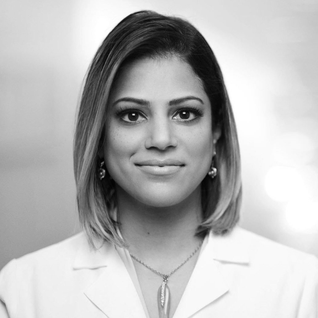 Sapna Patel, M.D., assistant professor in the department of Melanoma Medical Oncology