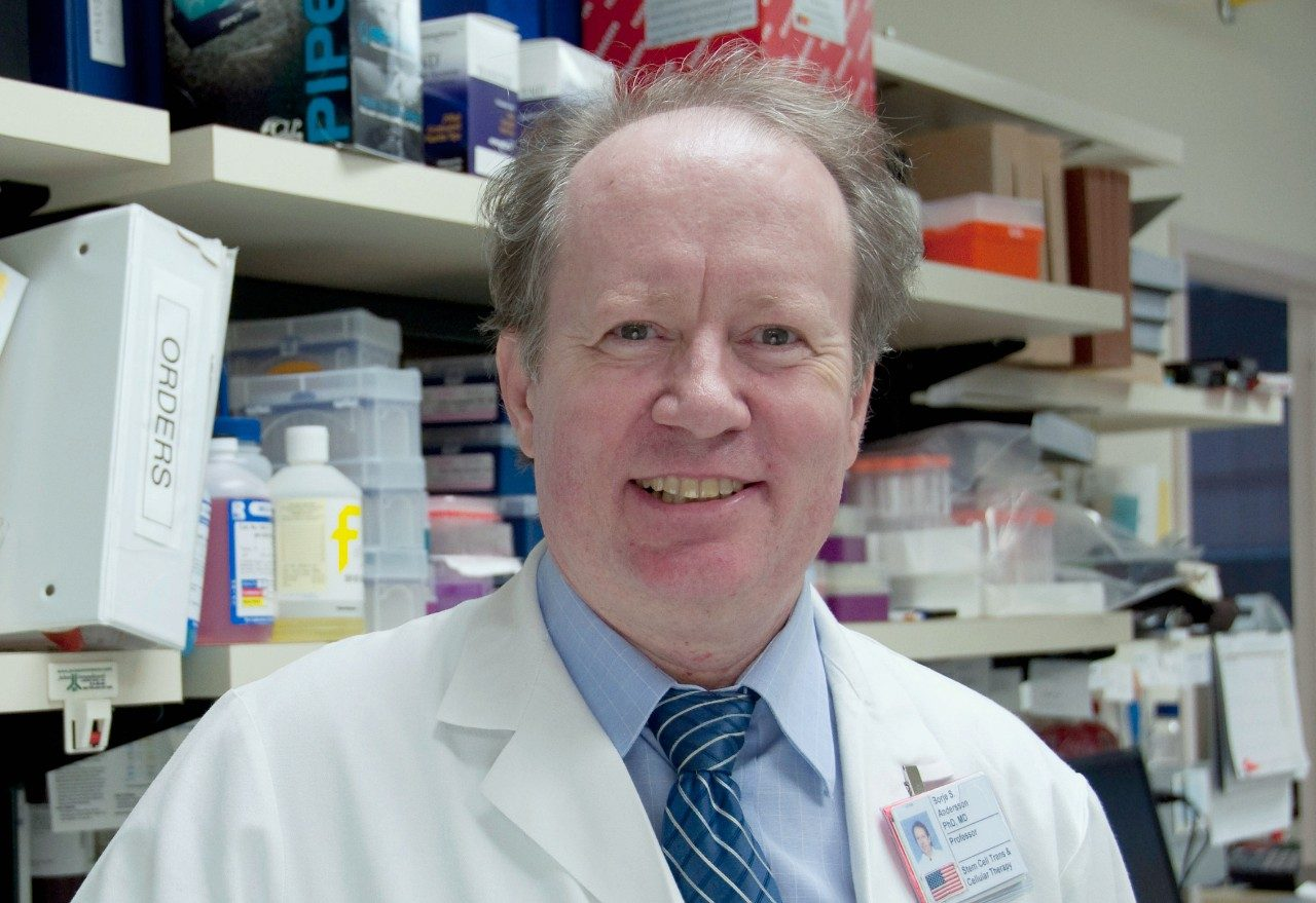 Borje S. Andersson, M.D., Ph.D., Professor, Stem Cell Transplantation and Cellular Therapy department