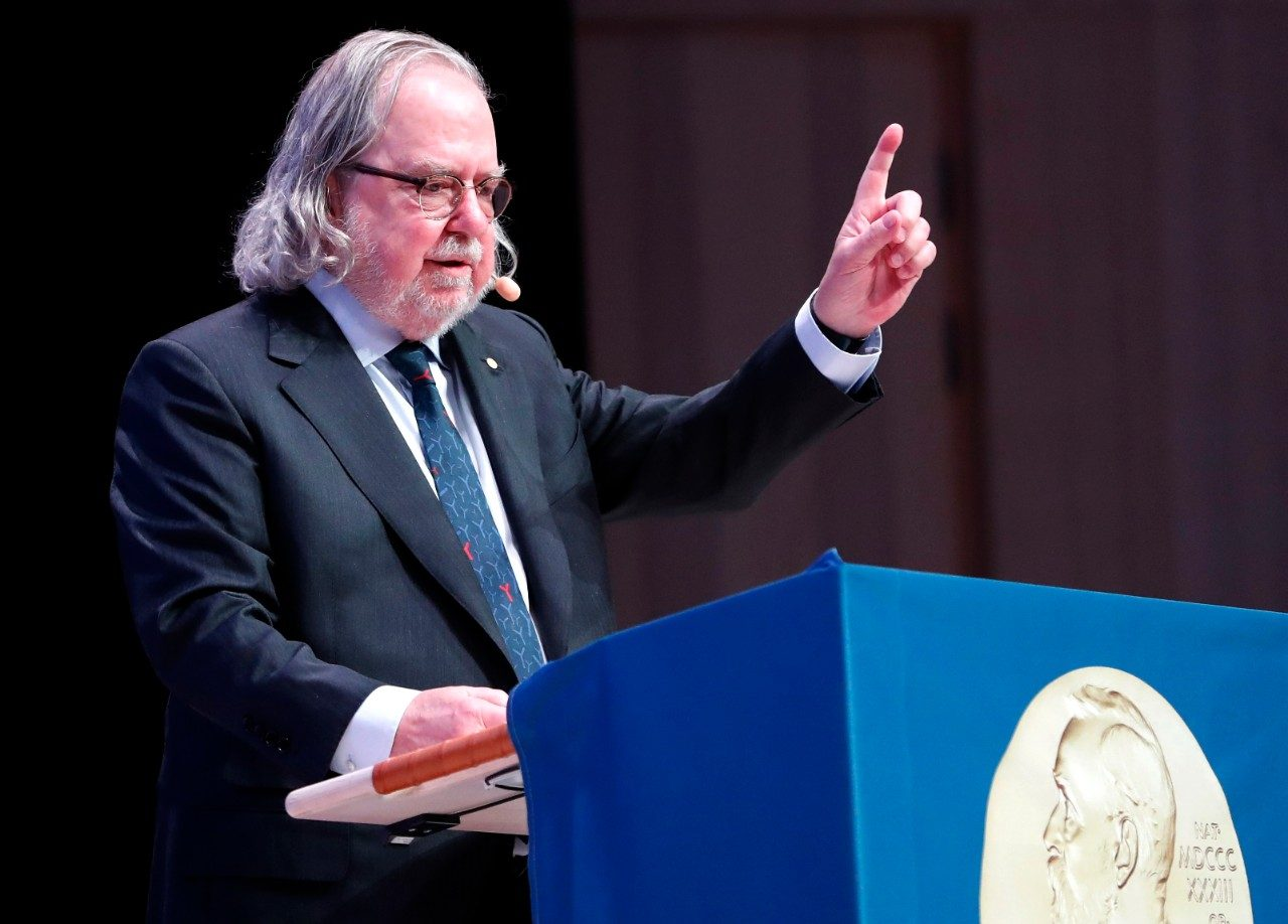 Jim Allison Nobel Lecture