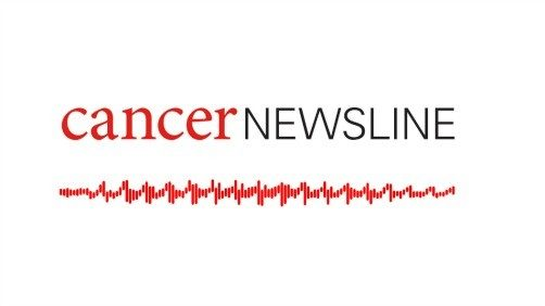 Cancer Newsline Podcast update on ovarian cancer research