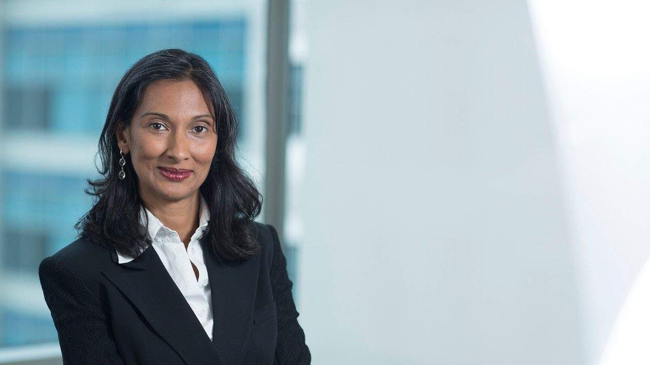 Padmanee Sharma, M.D., Ph.D., professor of Genitourinary Medical Oncology and Immunology