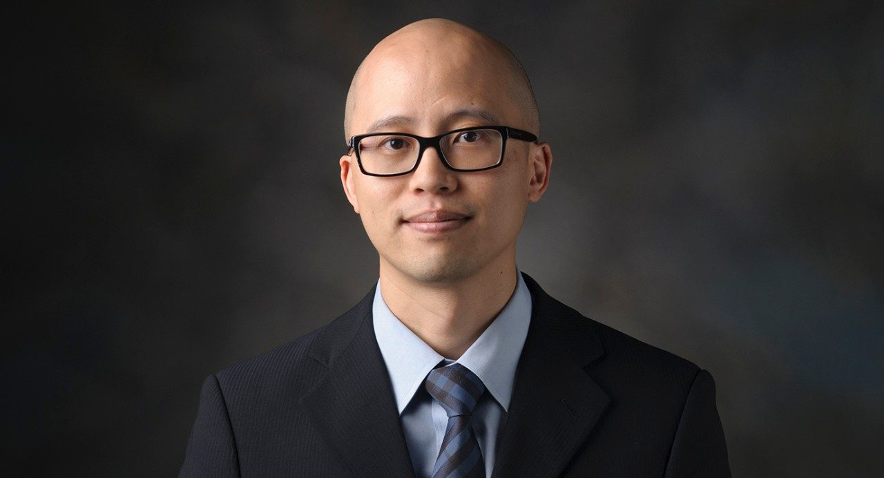 Eugene Koay, M.D., Ph.D., assistant professor of Radiation Oncology