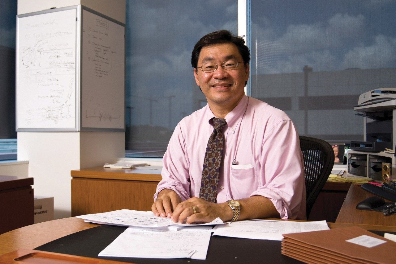 Learn about Patrick Hwu, M.D., head of Cancer Medicine at MD Anderson