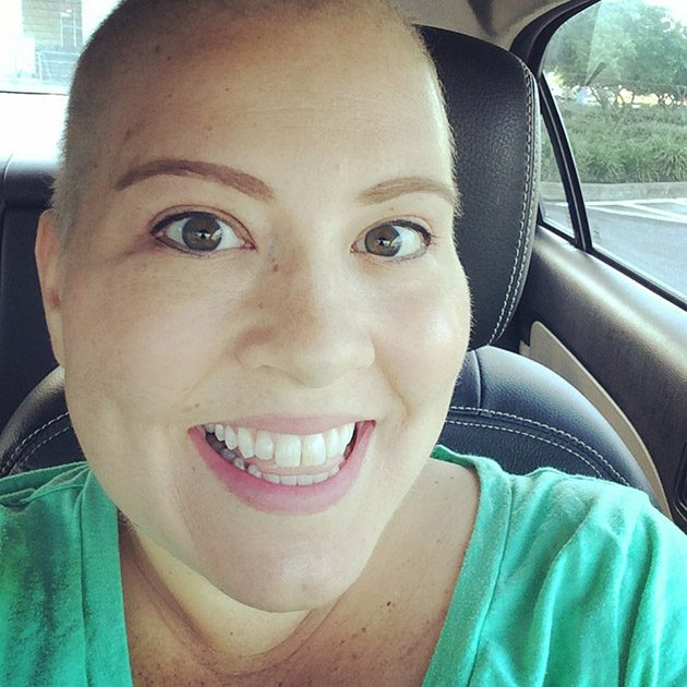 Triple-negative inflammatory breast cancer survivor Alison Collier shares her story.