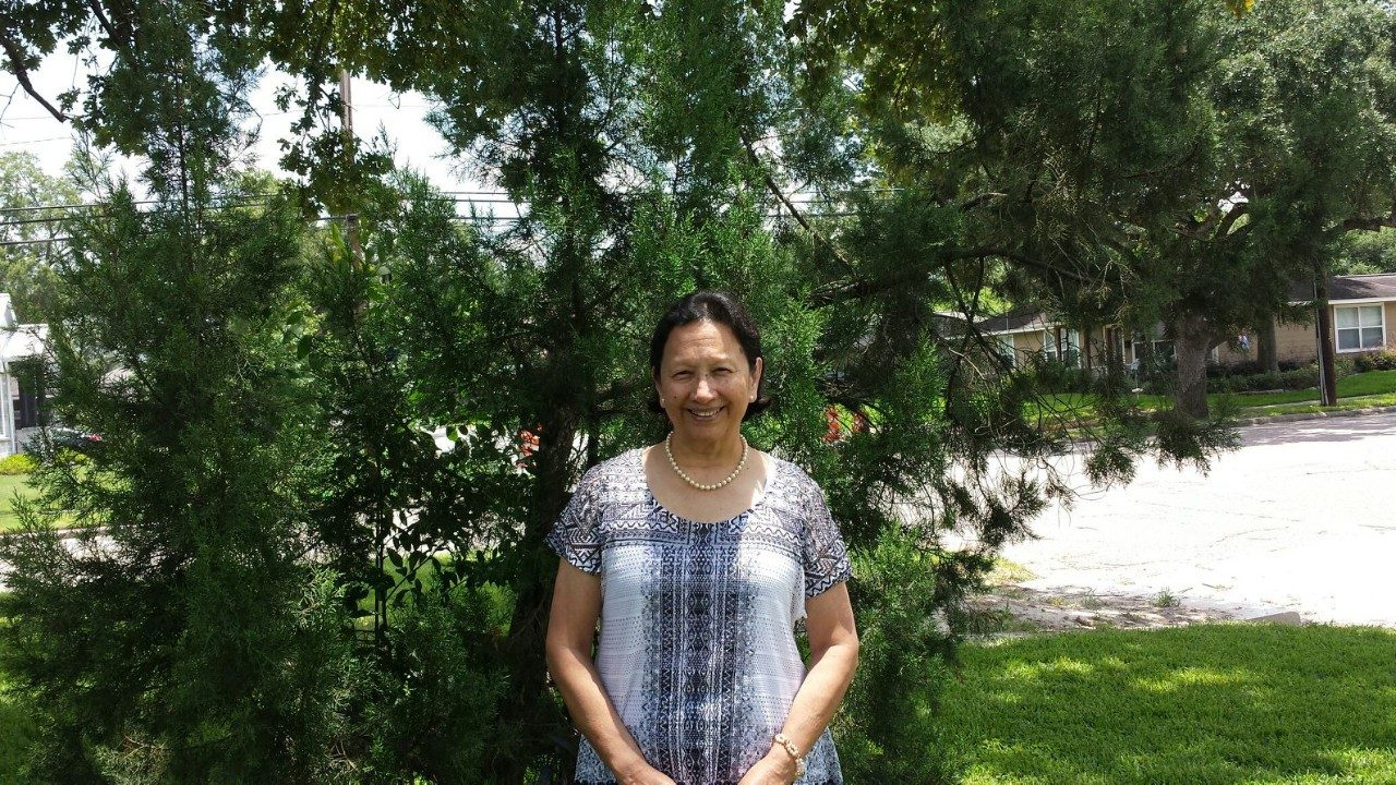 Cancerwise blog post: uterine cancer survivor Maria Lozano