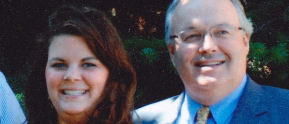 Cancerwise blog post: Caregiver Carrie Anderson with her dad