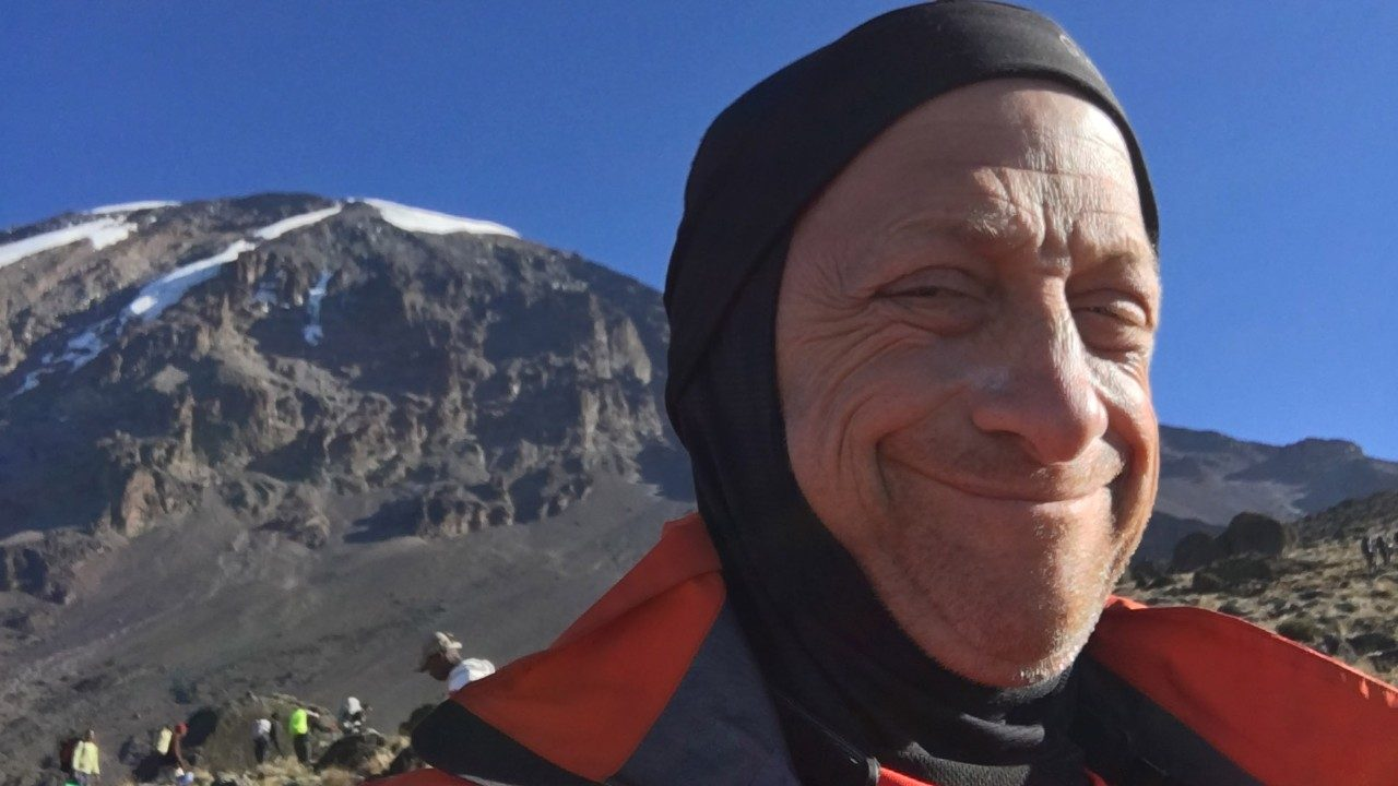 Cancerwise blog post: Gary Rudman climbed Mt. Kilimanjaro after he underwent a stem cell transplant as part of his multiple myeloma treatment.