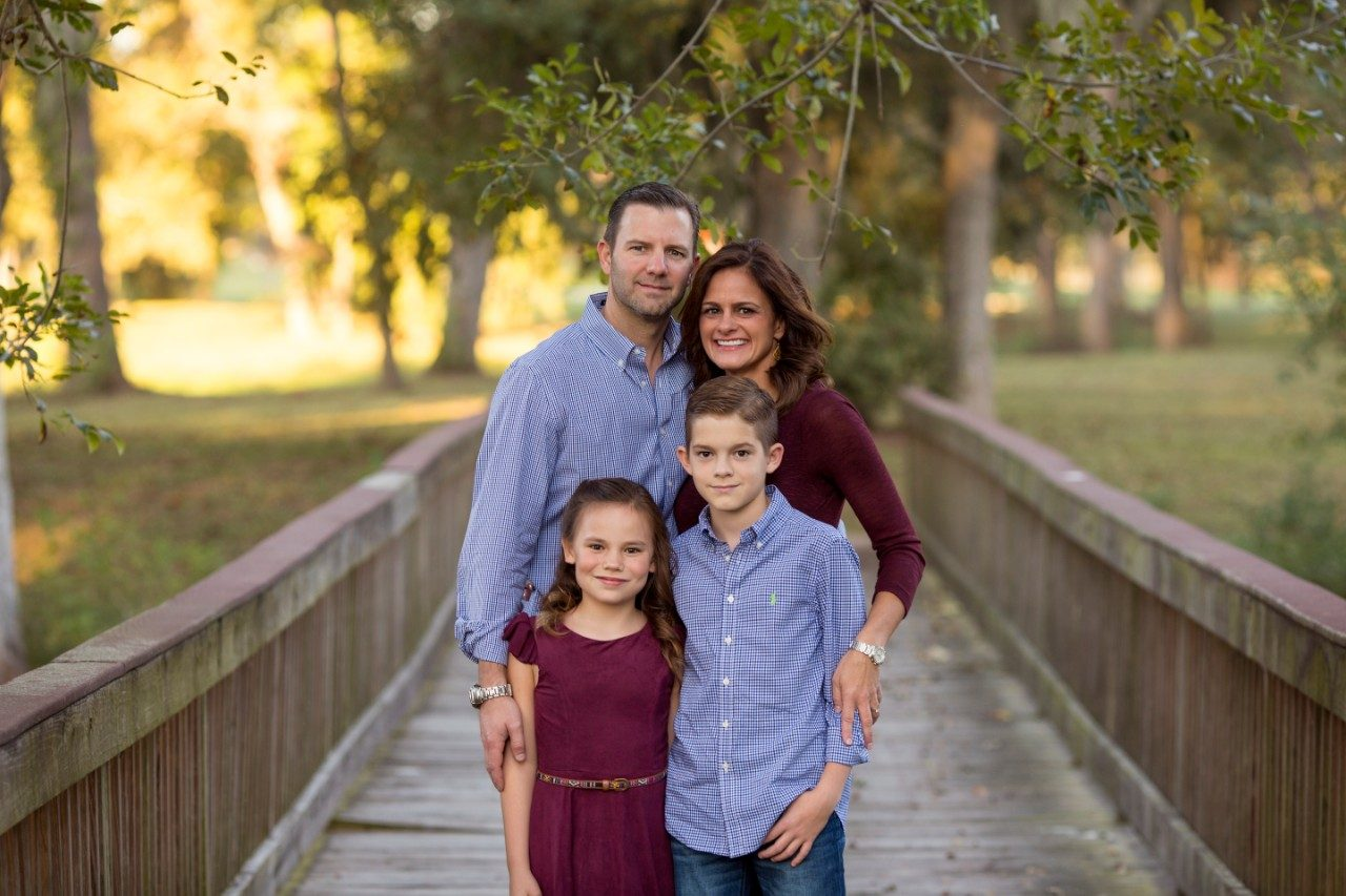 Cancerwise blog post: Tricia Jordan and family, cervical cancer, cervical cancer treatment, trachelectomy