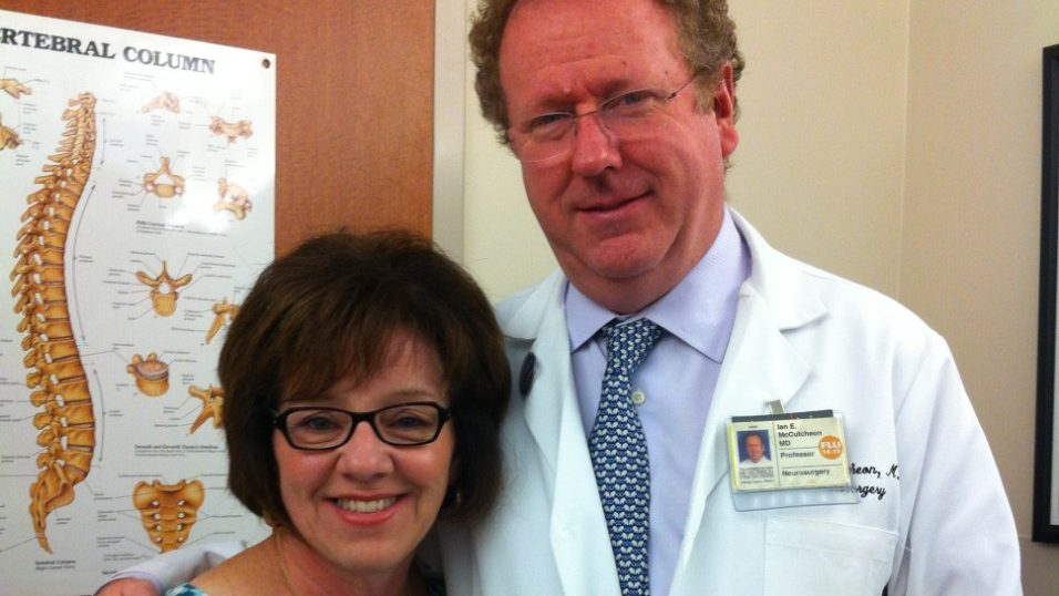 Cancerwise blog post: Mom learns she has pituitary tumor after experiencing concerning symptoms