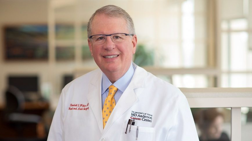 Cancerwise blog post: Dr. Randal Weber, MD Anderson's chief patient experience officer