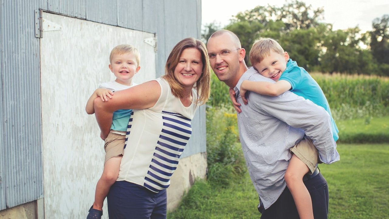 Cancerwise blog post: caregiver Brendan Locke shares how he's helping other sarcoma patients after his wife died of synovial sarcoma, a rare soft tissue sarcoma