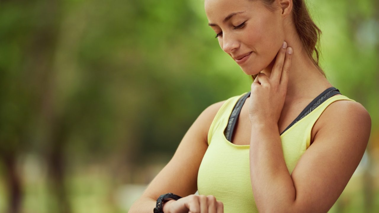 Cancerwise blog post: How cancer survivors can check their heart rate during exercise