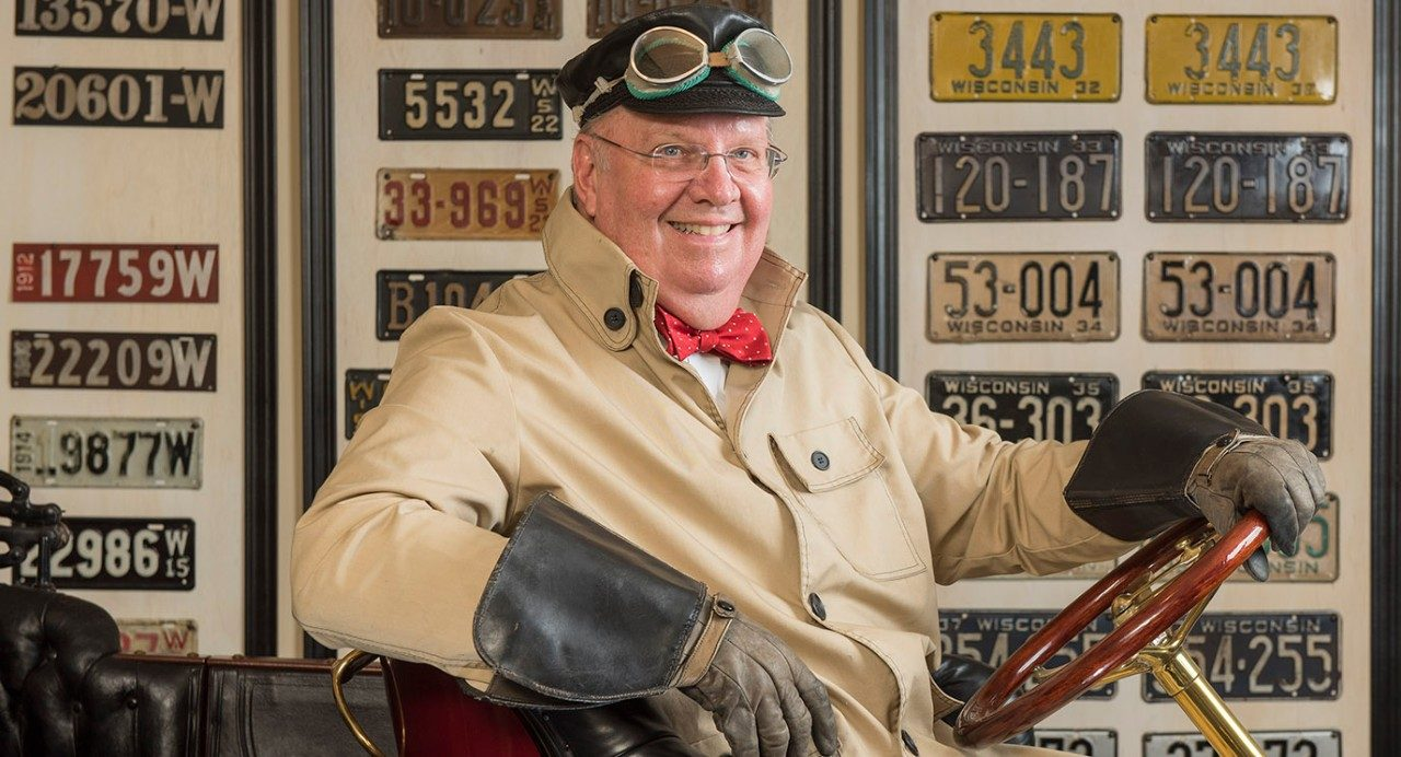 Wade Smith is an antique car collector, a dentist and a tonsil cancer survivor who teaches his patients how to detect and prevent oral cancers.