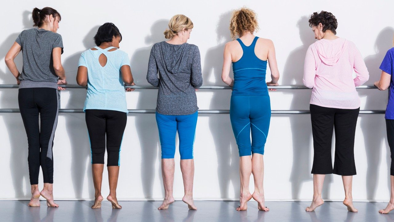 Women with differing BMI