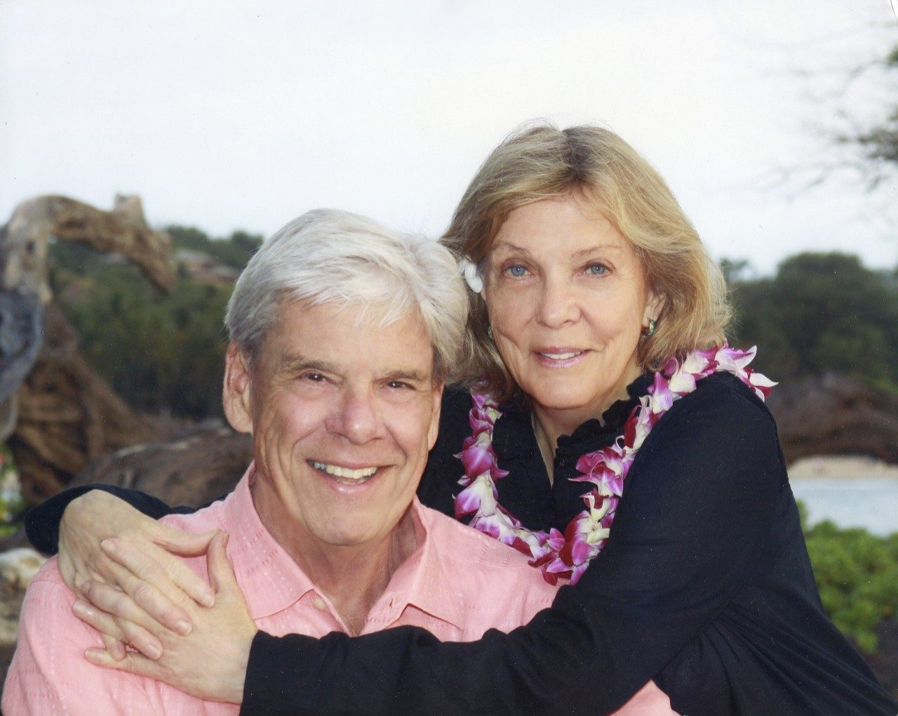 Wayne Gibbens, a member of the MD Anderson Cancer Center Board of Visitors, reflects on his wife's melanoma cancer survivorship and their family's longtime commitment to MD Anderson Cancer Center's mission to end cancer.