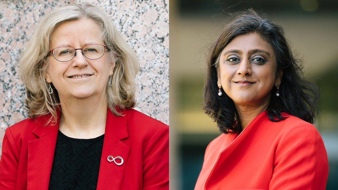 Karen Basen-Engquist and Joya Chandra