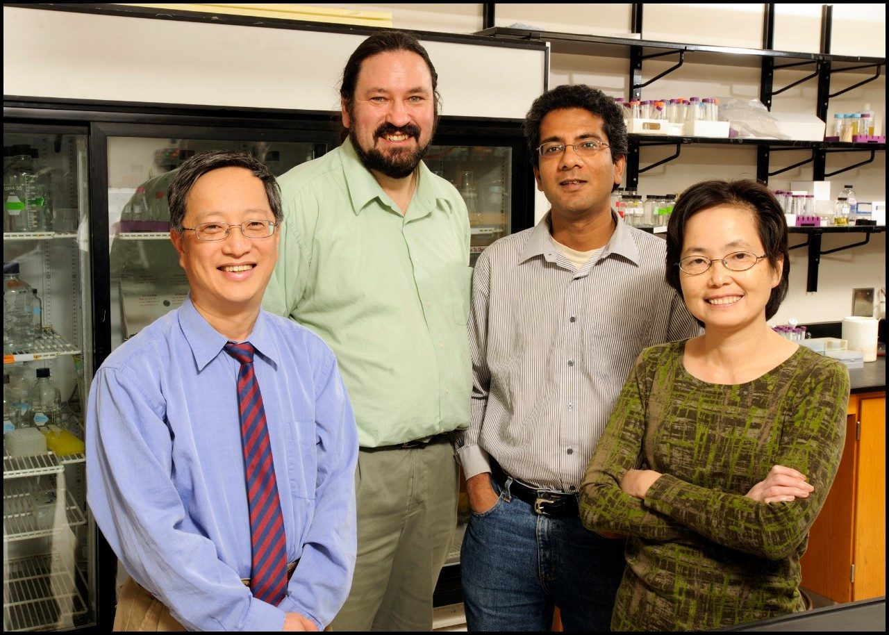 Cheng lab group, 2010