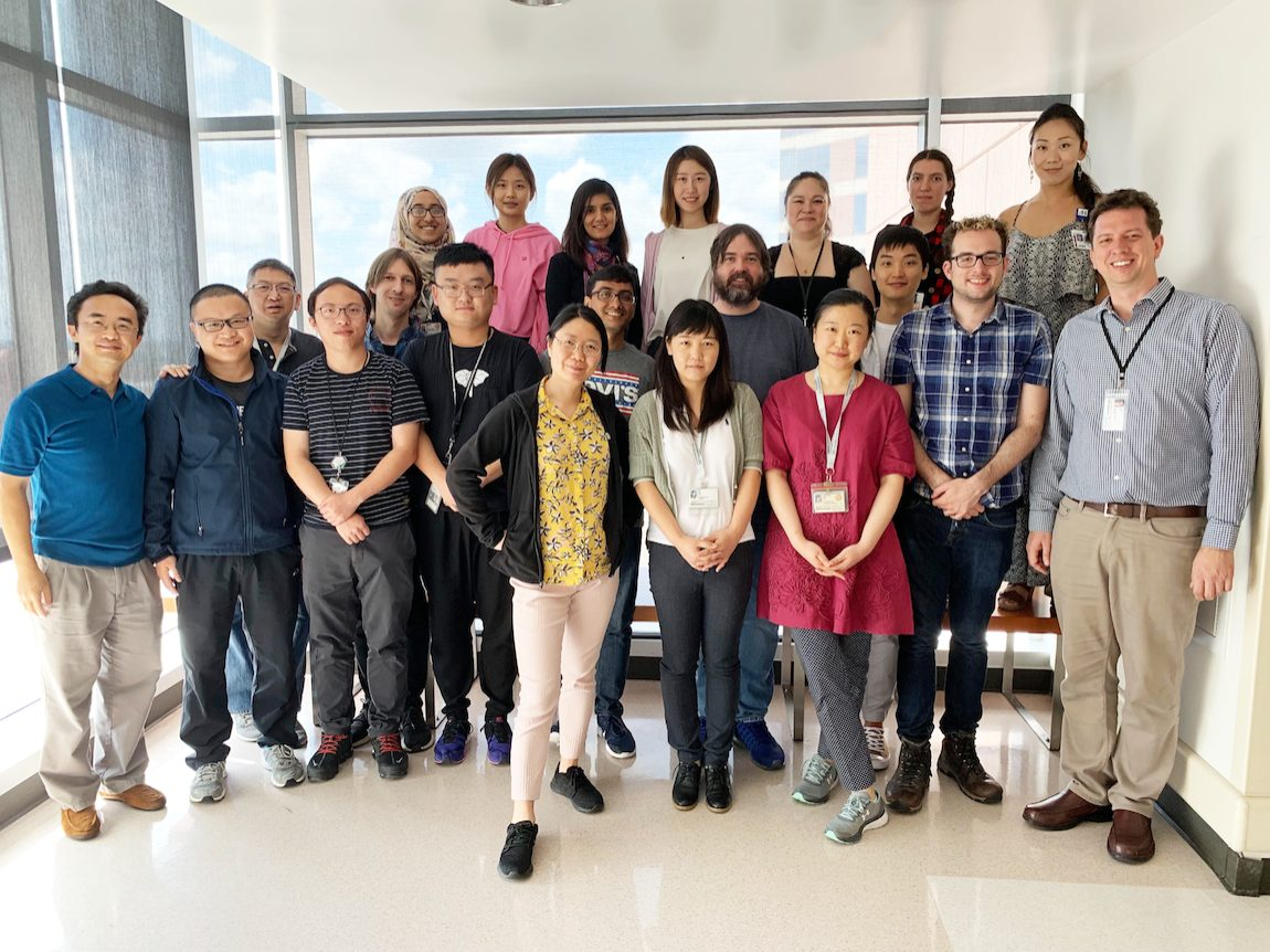Navin Lab members use computational biology