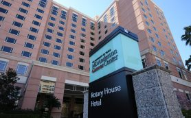 Rotary House Hotel Exterior