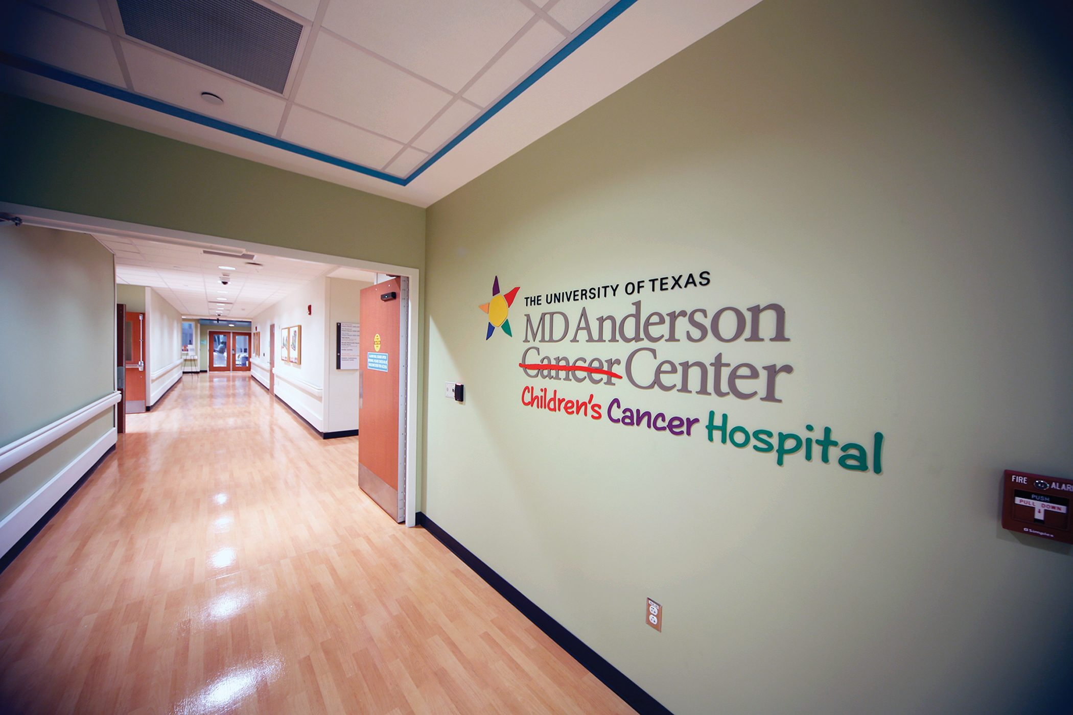 MD Anderson Children's Cancer Hospital comes of age