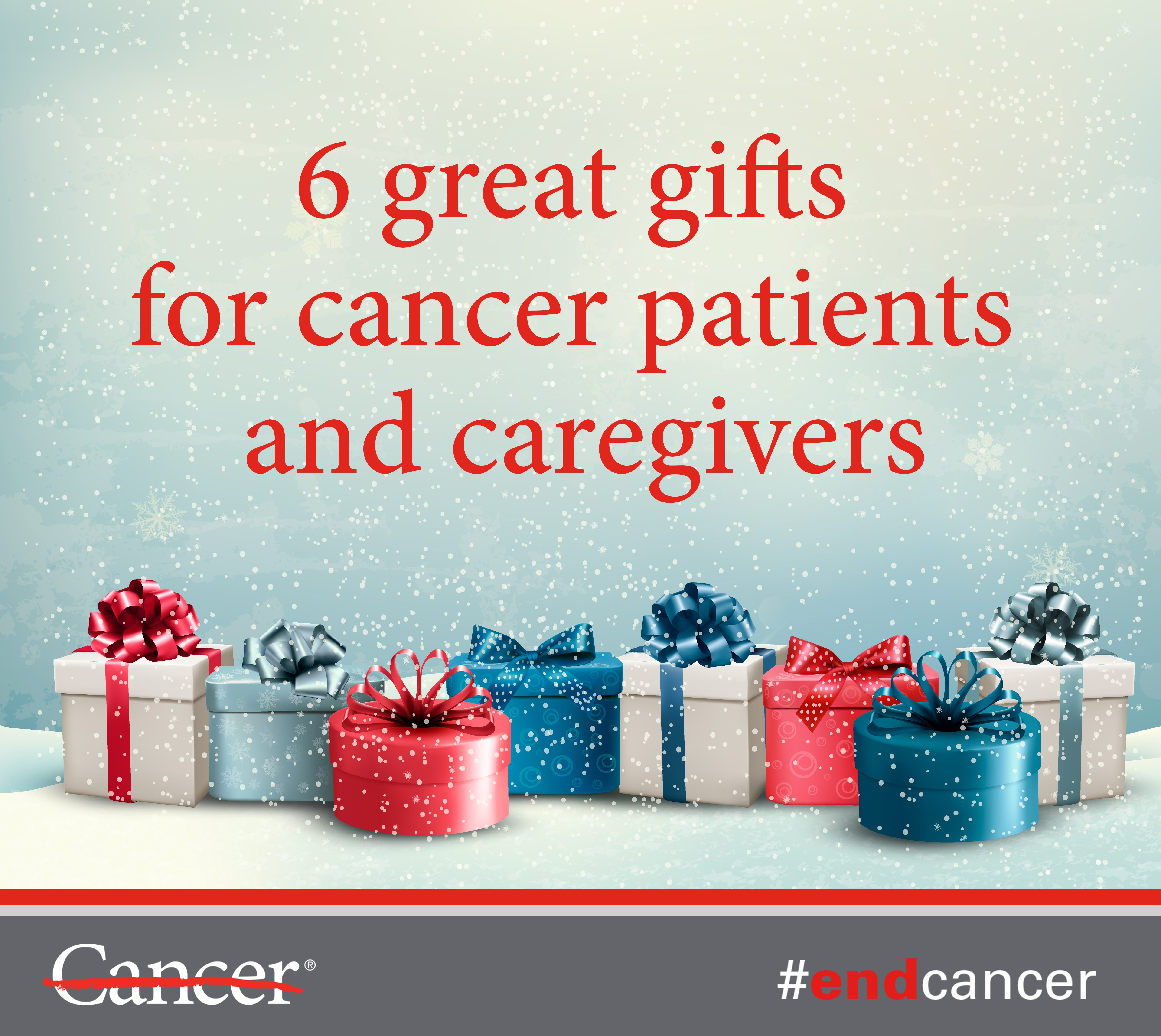 What\'s the best gift for a cancer patient or caregiver? | MD ...