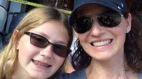 Stem cell transplant gives lymphoma survivor more time with