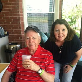 B-cell lymphoma caregiver: Why I use my experience to help