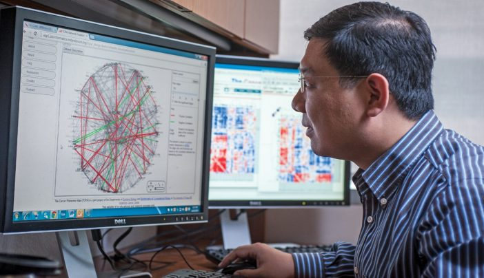 Big data = Big gains for cancer research